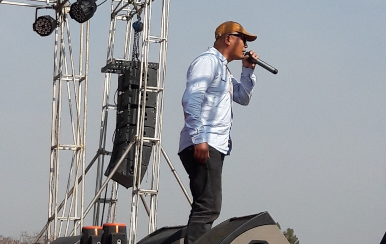 Birendra Shrestha at Music Concert