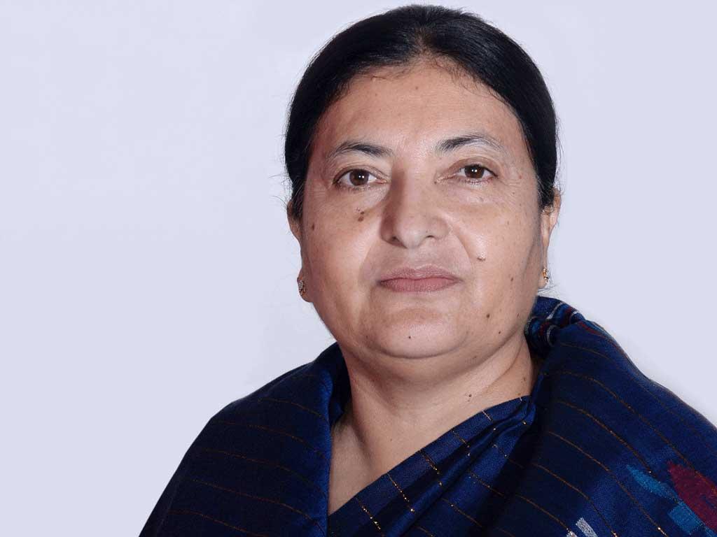 Rastrapati_Bidhyadevi-Bhandari
