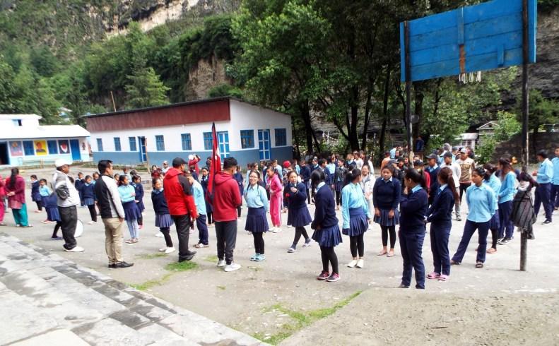 aavasiya school