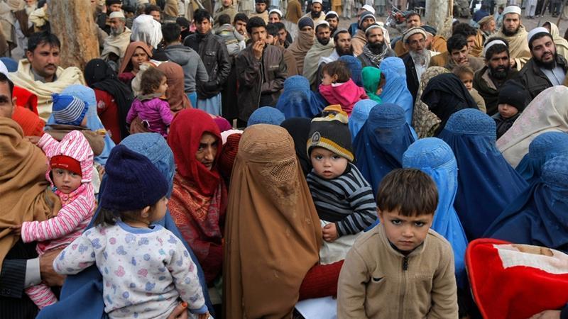afgani refugee