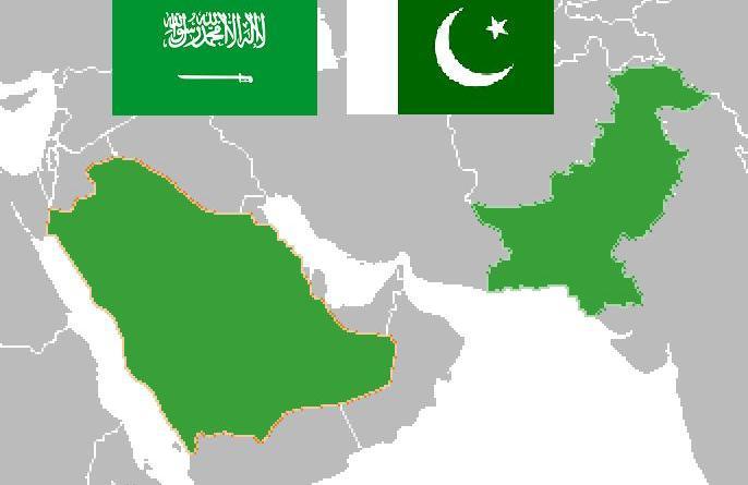 Pakistan-Saudi-Arabia-relations